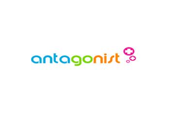 dit is het logo van Antagonist